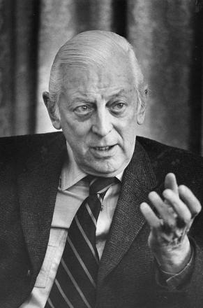 Picture of quotation author Alistair Cooke
