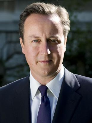 Picture of quotation author David Cameron