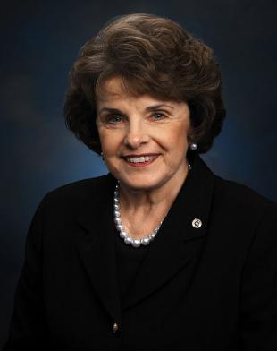 Picture of quotation author Dianne Feinstein