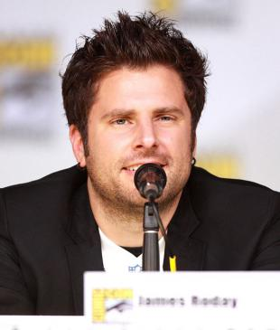 Picture of quotation author James Roday