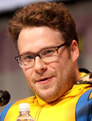 Picture of quotation author Seth Rogen