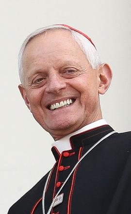 Picture of quotation author Donald Wuerl