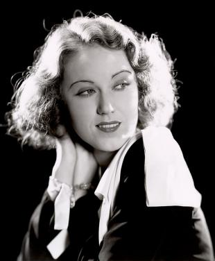 Picture of quotation author Fay Wray