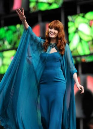 Picture of quotation author Florence Welch