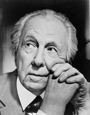 Picture of quotation author Frank Lloyd Wright