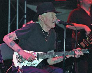 Picture of quotation author Johnny Winter