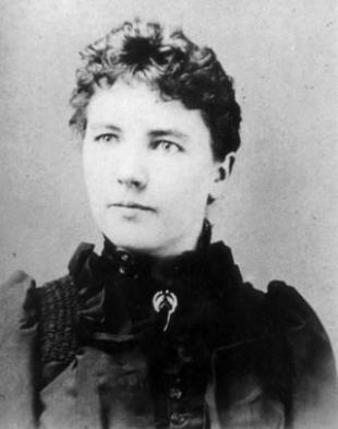 Picture of quotation author Laura Ingalls Wilder