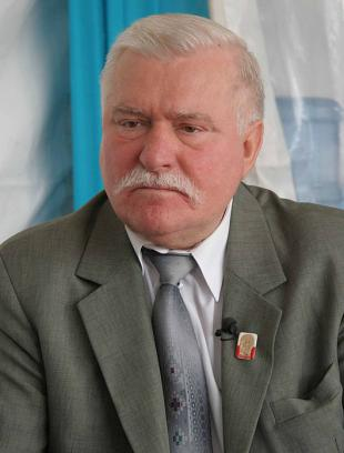 Picture of quotation author Lech Walesa