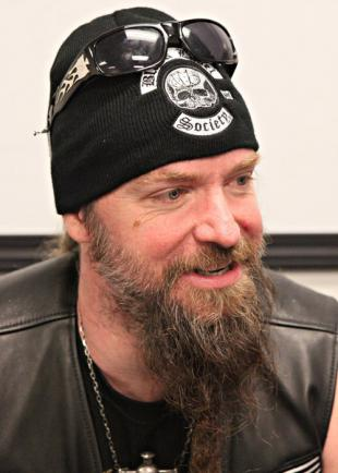 Picture of quotation author Zakk Wylde