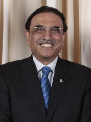 Picture of quotation author Asif Ali Zardari