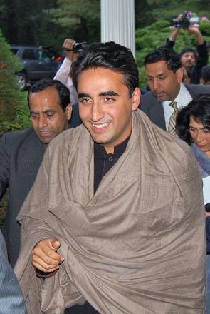 Picture of quotation author Bilawal Bhutto Zardari