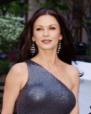 Picture of quotation author Catherine Zeta-Jones