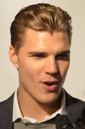 Picture of quotation author Chris Zylka