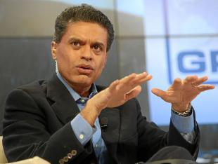 Picture of quotation author Fareed Zakaria