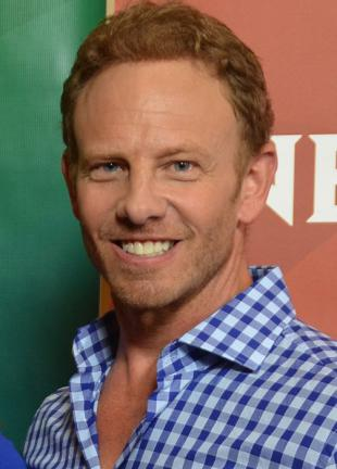 Picture of quotation author Ian Ziering