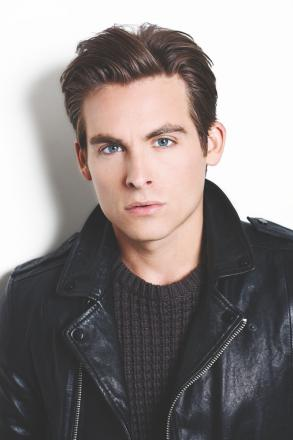 Picture of quotation author Kevin Zegers