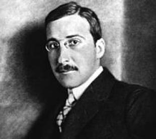 Picture of quotation author Stefan Zweig