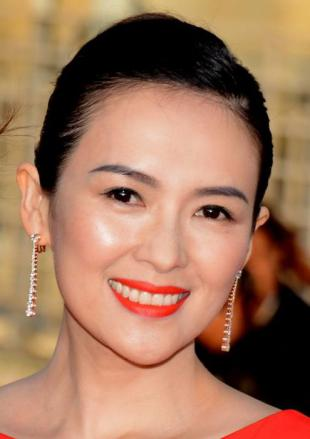 Picture of quotation author Zhang Ziyi